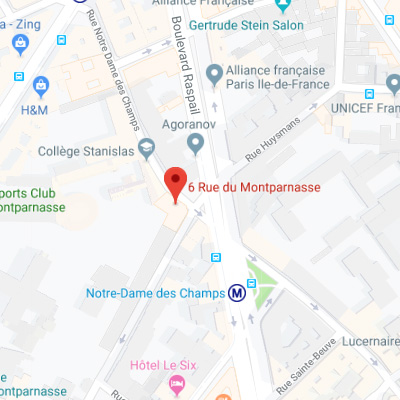 Krav Maga Coaching Paris 06 Notre-Dame-Des-Champs (collège Stanislas)